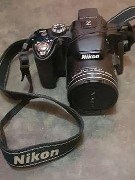 Camera Nikon Coolpix P510 43x Zoom optic
