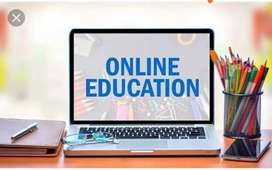 Online tution teacher