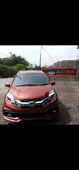 Mobilio RS AT 2016 km 50rb