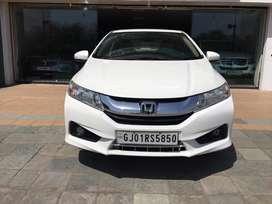 Honda City VX (O) Manual, 2016, Petrol