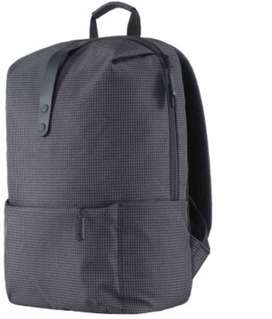 New Mi Casual 19 Litres Laptop Backpack (Grey-Black) for Rs.800