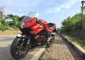 Brand new like 650CC Imported bike by Hyosung