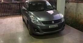 Swift dzire model 2014
