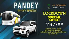 Pandey tours and travels
