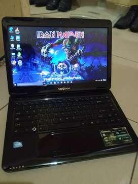 Nettbook Advan ram 3 gb
