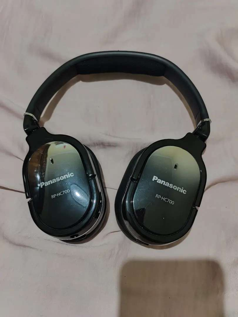 headset PANASONIC noise cancelling RP HC700 original