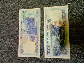 Uang kertas & uang koiin
