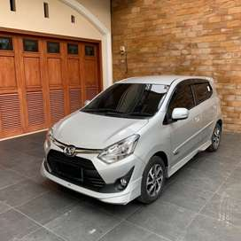 Toyota Agya 1.2 TRD Sportivo 2019