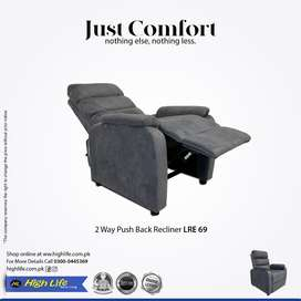 Imported High Quality Recliner (High Life)