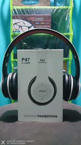 Wireless Headphone P47