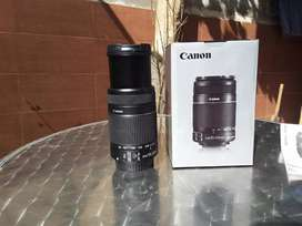 Canon Lense 55 - 250 mm IS II