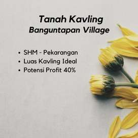 Istimewa!! SALE 25% Kavling Banguntapan Dekat Balong Water Park