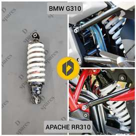 Dspares BMW310/RR310 mono shock available for Dominar/KTM