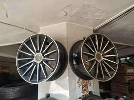 "Best Quality Used Alloy Wheels for Innova, Ertiga Size- 15"""