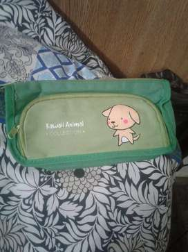 School pouches for girls and kids
