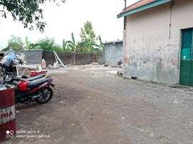 Tanah bonus gudang 500Mt, Ld 17Mt jalan jaya wijaya, mojosongo, solo
