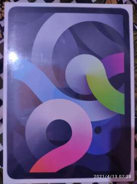 Brand new sealed pack Indian apple ipad air 4th gen 64 gb wi-fi only