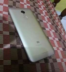 Redmi note 5 one year used with good condition.