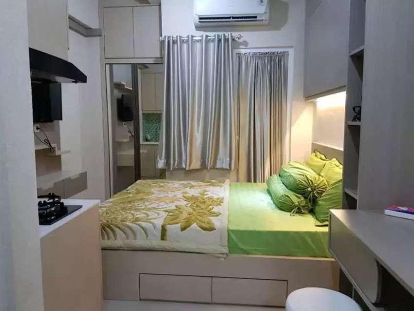 Disewakan Harian Bulanan Apartemen Green Pramuka City l 0