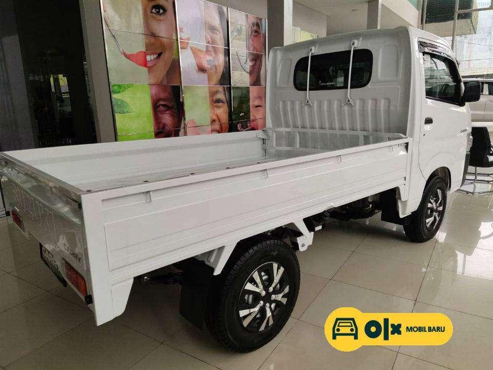 mobil baru new carry pickup ring 14 bisa kredit dp 8 jt an
