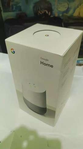 GOOGLE HOME Smart Speaker With Google Assistant Original.