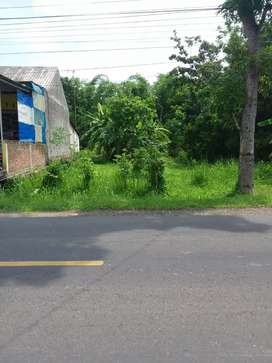 Tanah Depan Sebelah Barat Water Boom Banaran Gandrungmangu Cilacap