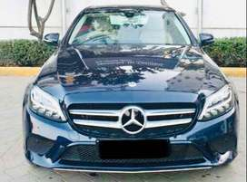 Mercedes-Benz C-Class Edition C, 2019, Petrol