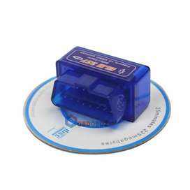 ELM327 Bluetooth OBD2 Scanner Mobil (Support Smartphone Android)