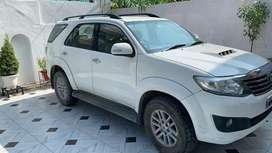 4x2  fortuner automatic