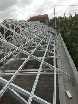 Baja ringan rangka atap masa kini