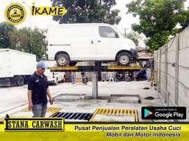 Hidrolik Cuci Mobil IKAME Murah, Aman, Berkualitas & Bergaransi Resmi