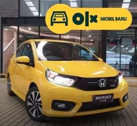 (Mobil Baru) Brio E Mt Tdp 13 juta Promo Akhir Tahun