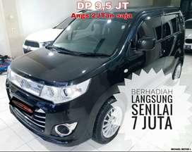 Suzuki Karimun Wagon R GS DP4Jtan MT  2016 Istimewa