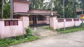 10 cent Land 2 bhk  House Iringaprom Guruvayur  Thrissur