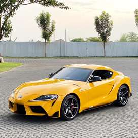 Toyota SUPRA GR 3.0 '20 Lightning Yellow 382 HP