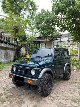 Suzuki Katana Gx 4x4 thn 2001 (Mulus)