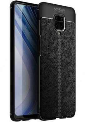 Softcase Redmi Note 9 Pro - Case Carbon Xiaomi Redmi Note 9 Pro