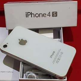 NEW APPLE IPHONE 4S 16GB BOX PACK