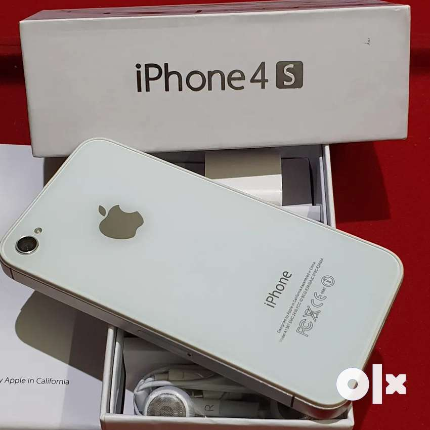 NEW APPLE IPHONE 4S 16GB BOX PACK 0