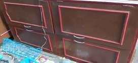 Badroom na two kabat ane dressing. Ekdam sari condition  ma .3×6,3×6