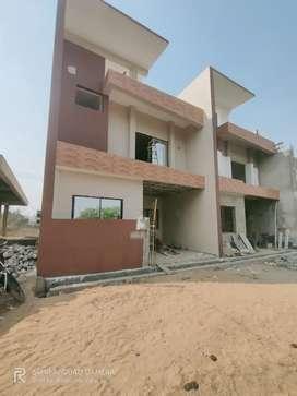4bhk duplex house in prime location Raipur