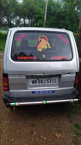 Maruti Suzuki Omni 2011 LPG Good Condition
