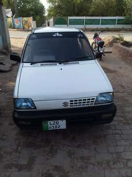 Suzuki Mehran  available  in good condition