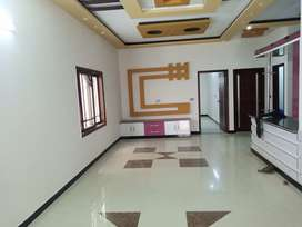 300 sq yards super luxury portion on 2nd floor with roof in jauahr