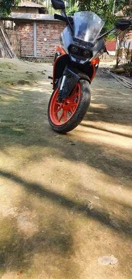 KTM RC125 2020