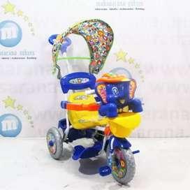 Sepeda Family Roda 3 Gajah