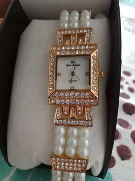 Stone watch