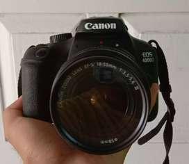 Kamera Canon EOS 4000D Kit 18-55mm