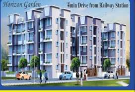 Buy flat and pay only 1% gst in boisar project.