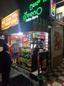 Greeno juice bar